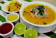 Photo of Typical dishes of Ecuador in each of its regions